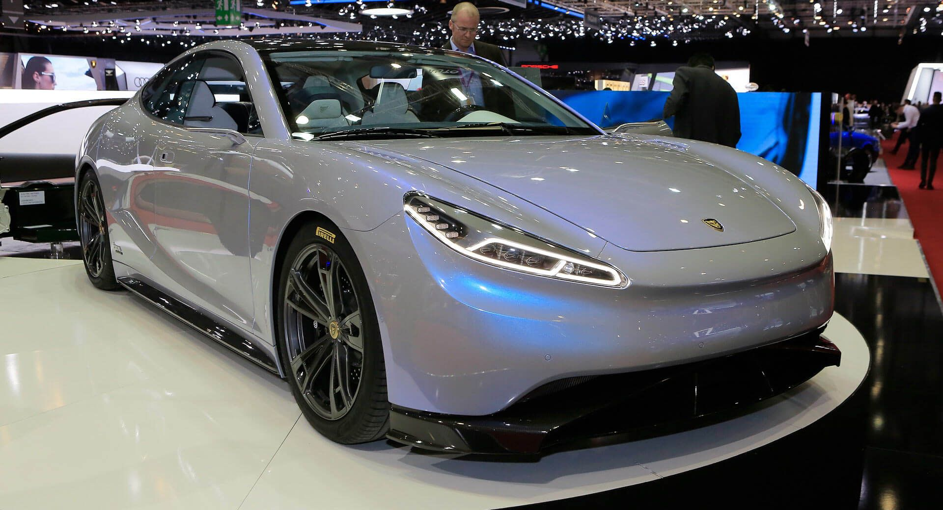 992hp lvchi auto venere is yet another chinese attempt at a tesla