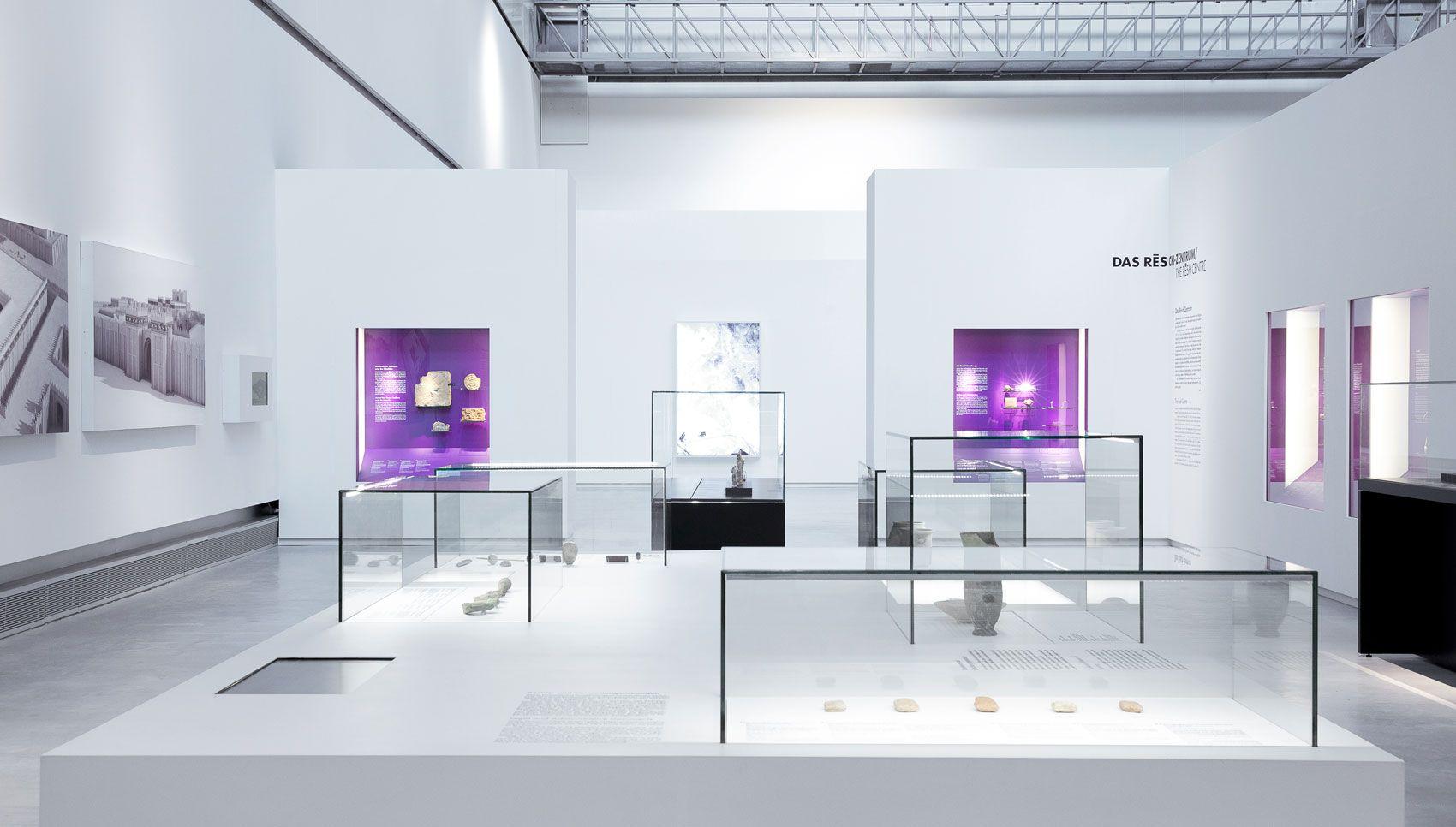 Uruk 5000 Jahre Megacity Pergamonmuseum Berlin Architektur Ausstellung