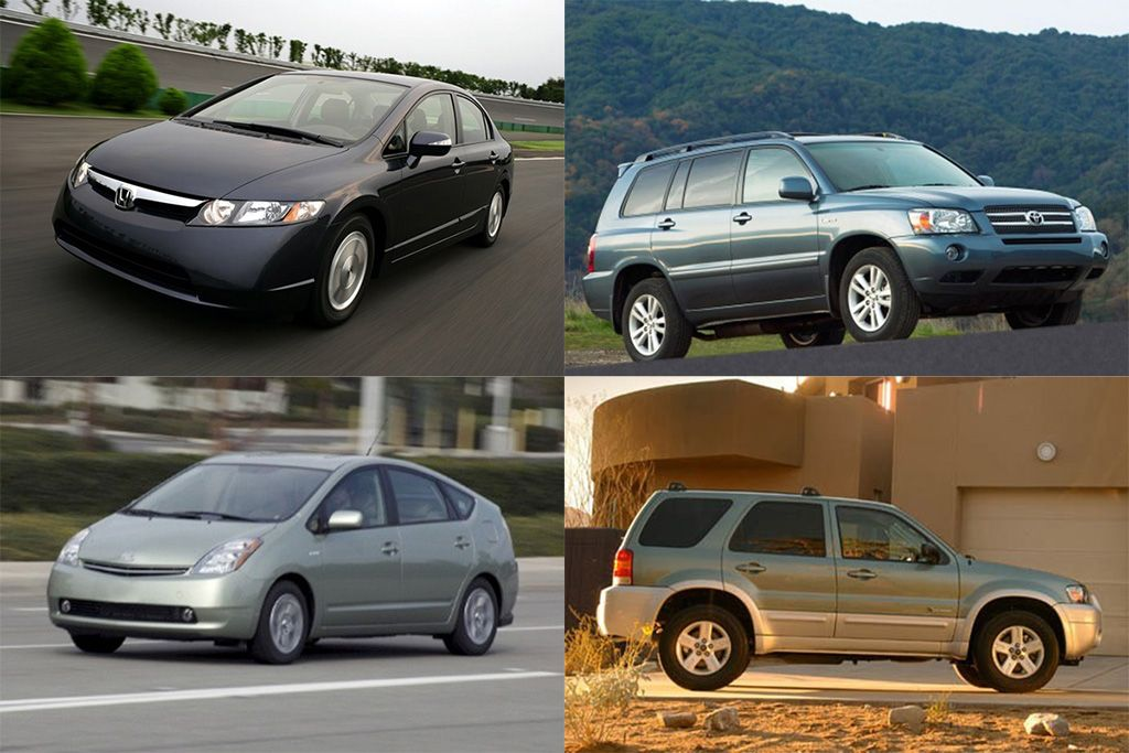 5 Good Used Hybrids Under 5,000 for 2019 Pretty cars