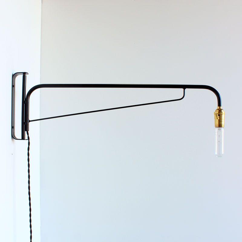 Otis Light Plug In Wall Lamp Lights Light