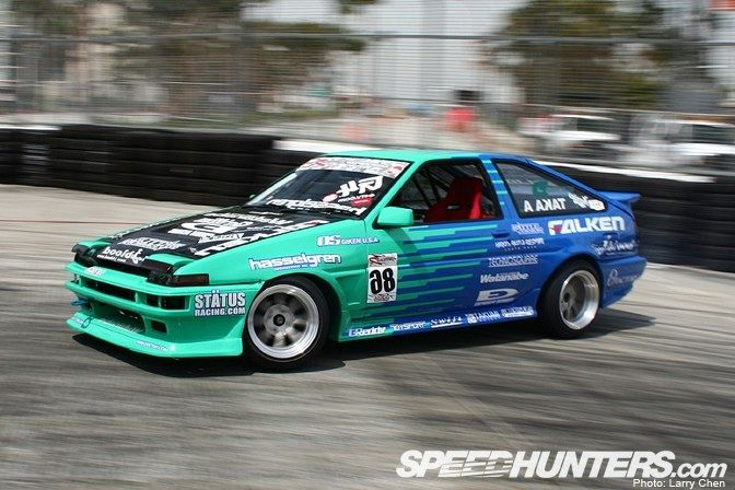 Image Result For Sprinter Trueno Drag Car