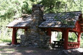 Soda Springs Campground, Tourist Information about