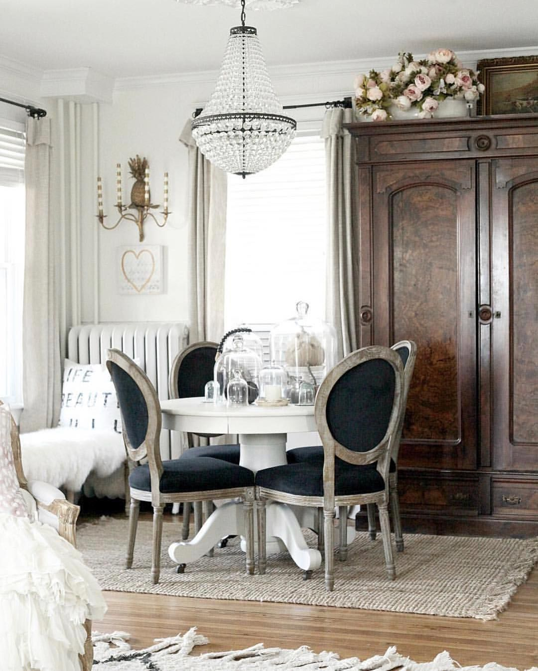 Home Staging Dining Room Table: Image May Contain: Table And Indoor