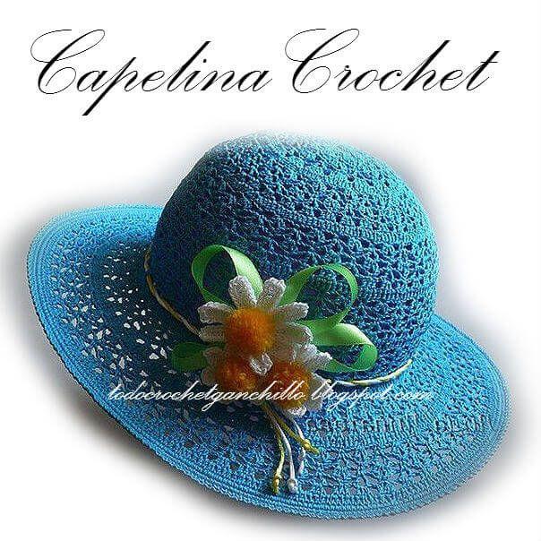 Patrones de Capelina Crochet y Cómo endurecer el tejido | Todo ...