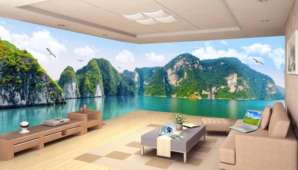 Top 3d Wallpaper For Living Room Walls 30 Images Transform The