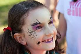 Image Result For Easy Diy Witch Makeup For Kids With Images