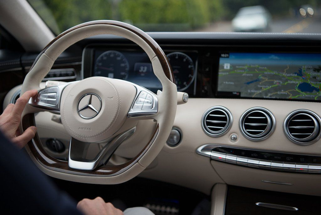 Pin by South Bay Autohaus on MercedesBenz Interiors