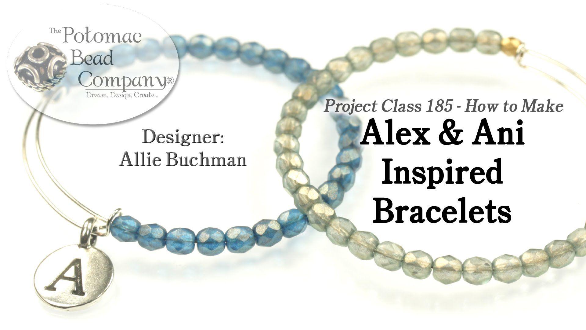 How to Make Alex & Ani Inspired Bracelets   Beading: ADJUSTABLE ...