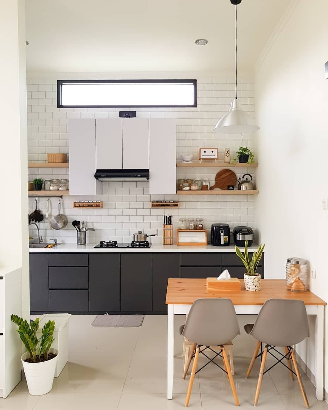 Model Kitchen Set Minimalis Dapur Kecil Sederhana Namun Modern