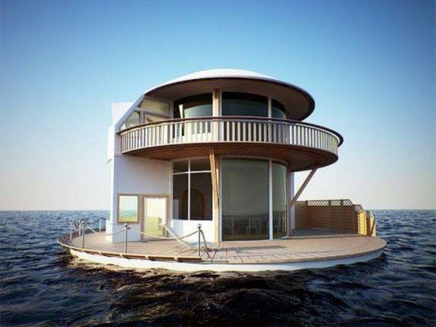 16 Unusual Houses Around the World, Wonderfull Sea House