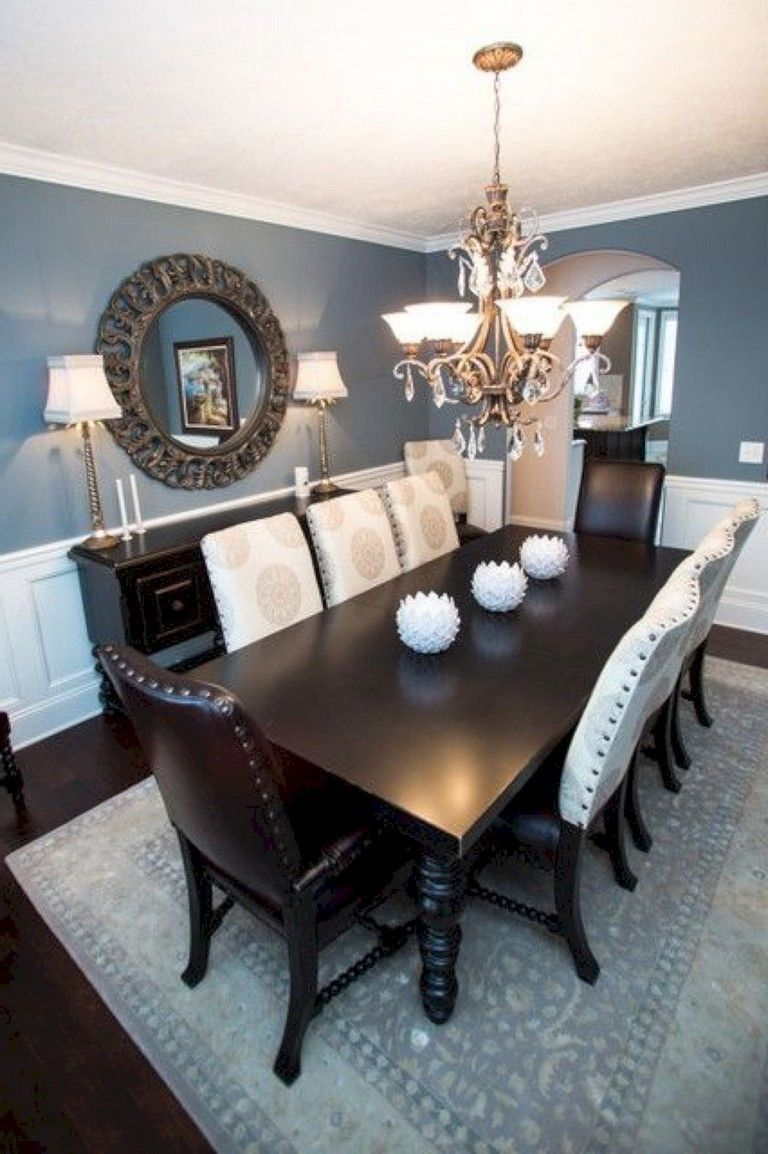 79+ Beautiful Dining Room Ideas images