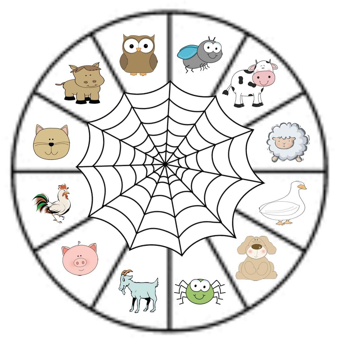 spider activities and crafts para ta pinterest punctuation