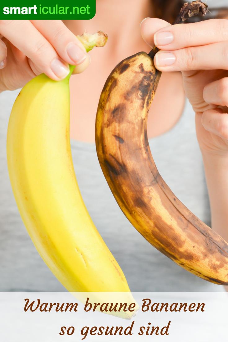 warum du lieber braune bananen essen solltest. Black Bedroom Furniture Sets. Home Design Ideas