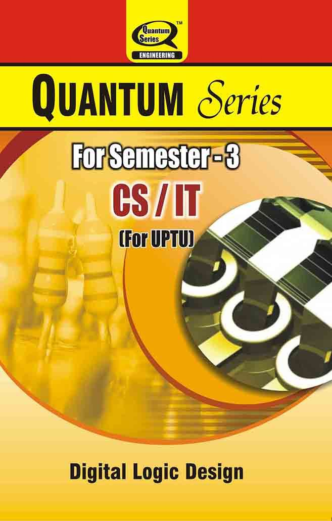 Get Digital Logic Design Books For Uptu Third Semester Of
