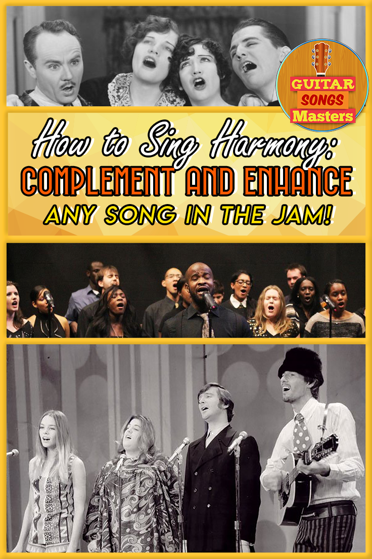 How To Sing Harmony And Complement Any Song! Songs