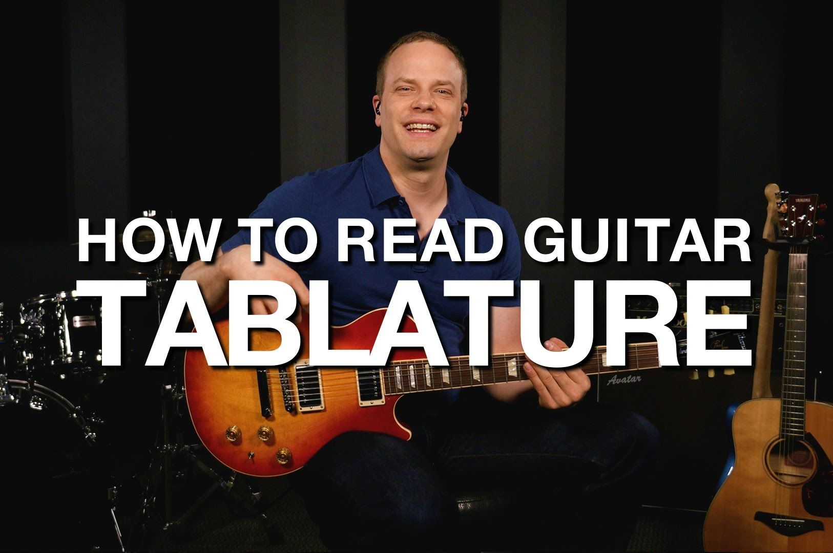 How to read guitar tabs learn guitar guitar lessons guitar