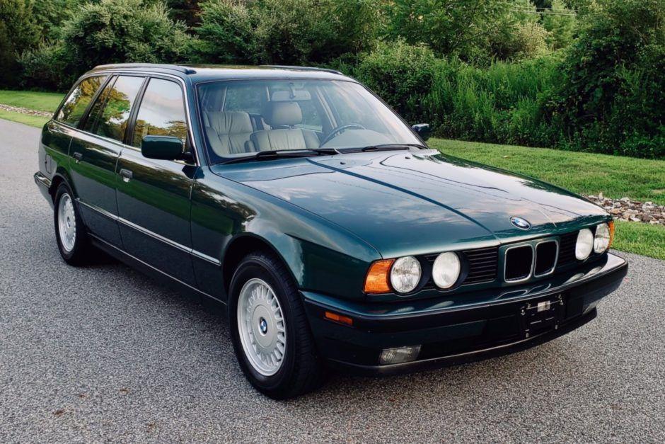 No Reserve 1993 BMW 525i Touring Bmw, Touring