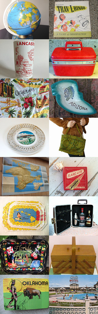 Road Trip With TeamKItsch. by livingavntglife on Etsy--Pinned with TreasuryPin.com
