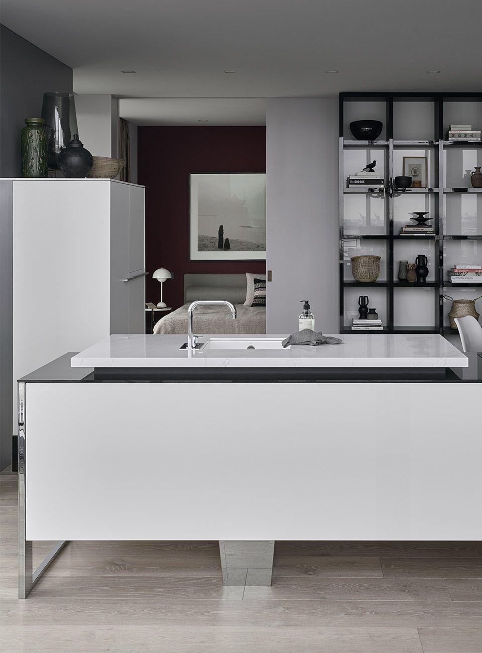 Attractive Küche +VENOVO Von Poggenpohl | Individuelles Küchendesign. Minimalistic,  Very Modern, Luxury Kitchen