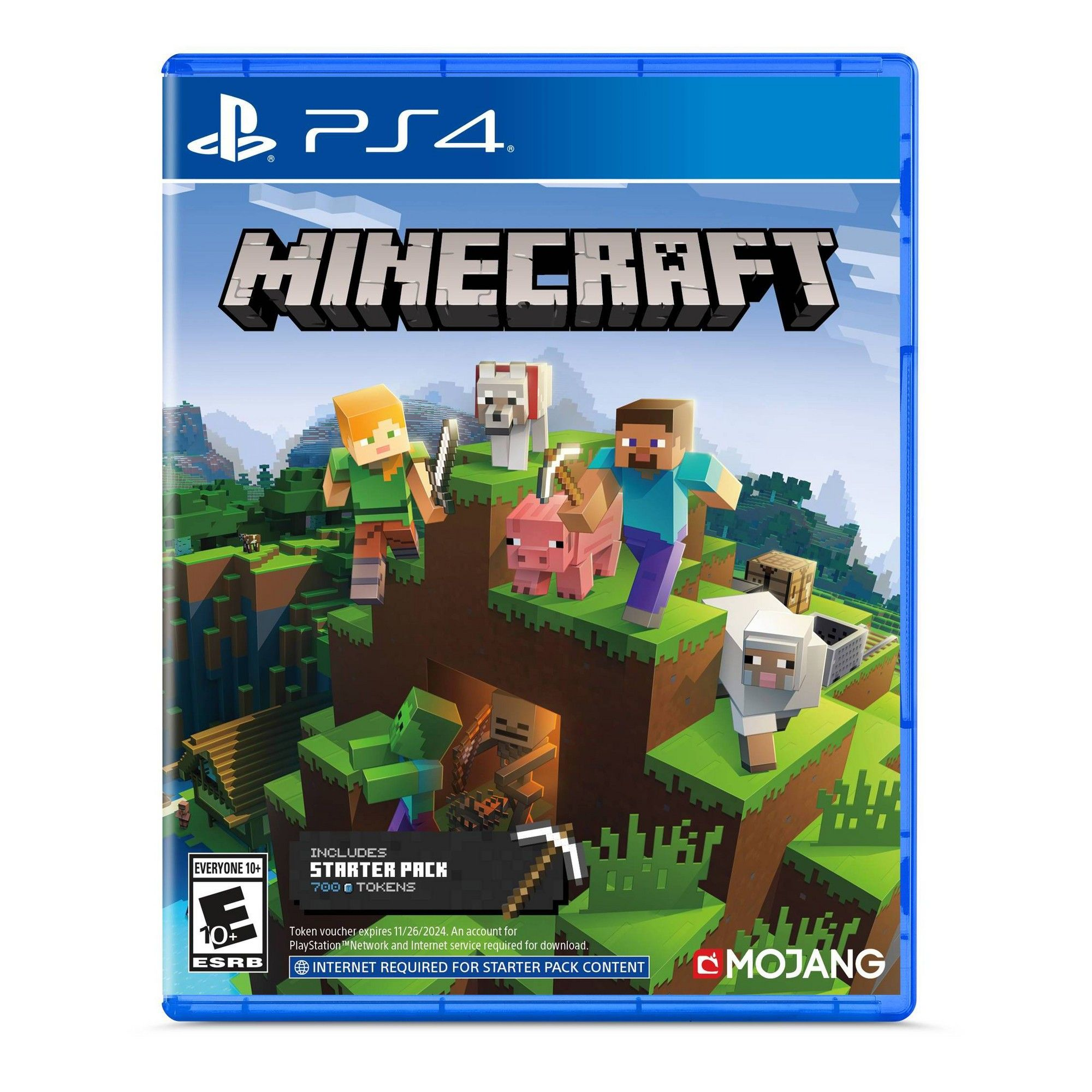 Minecraft - PlayStation 9 in 9  Nintendo switch games