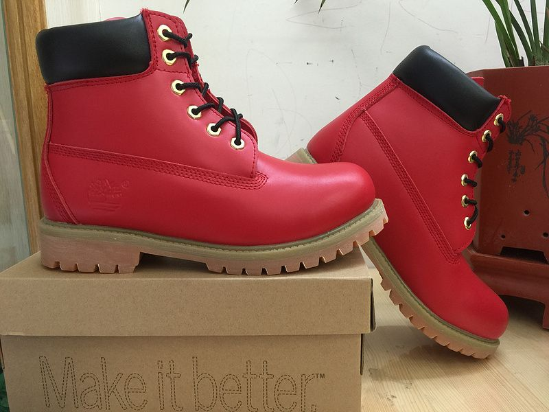 c27d3125468 Timberland Boots Red Black For Women,Fashion Winter Timberland Women ...