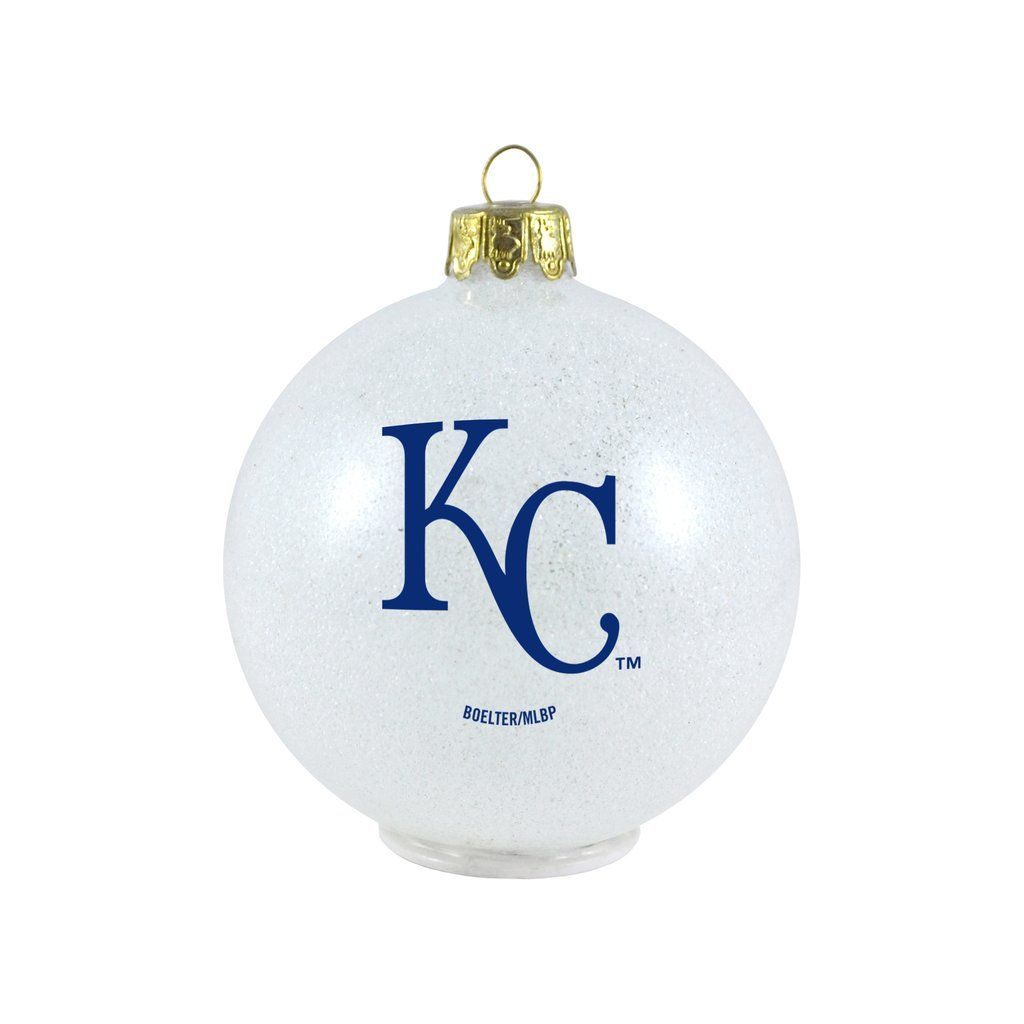 Kansas City Royals Ornament - LED Color Changing Ball | Kansas City ...