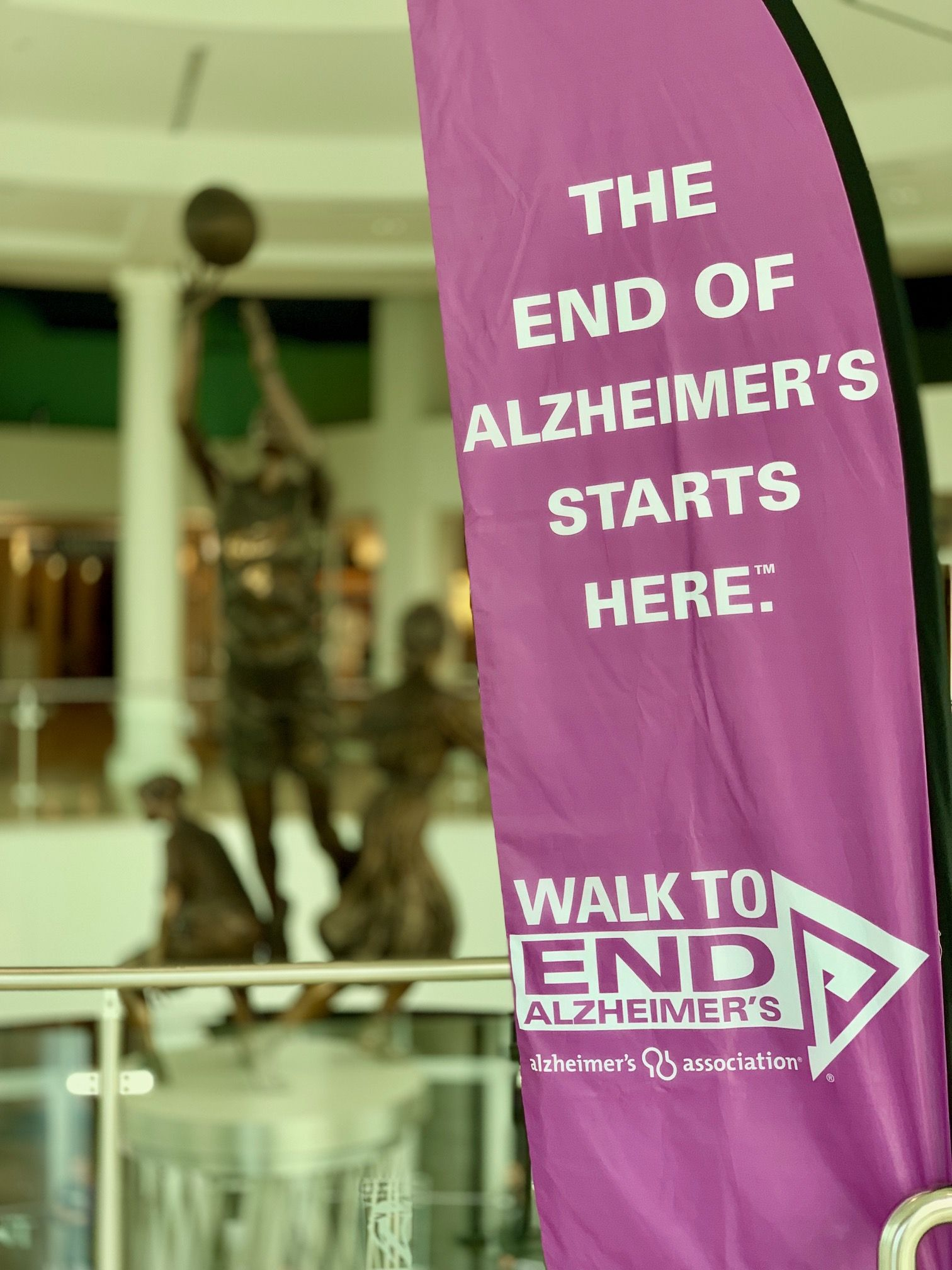 Home Walk to end alzheimer's, Fame, Hall of fame