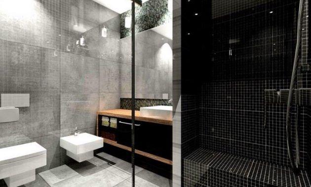 design Carrelage Salle De Bain Noir Et Blanc 52 Nimes 07411619 ...