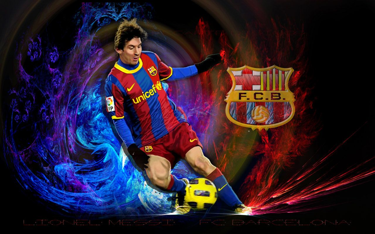 Lionel Messi The Best Footballer In The World