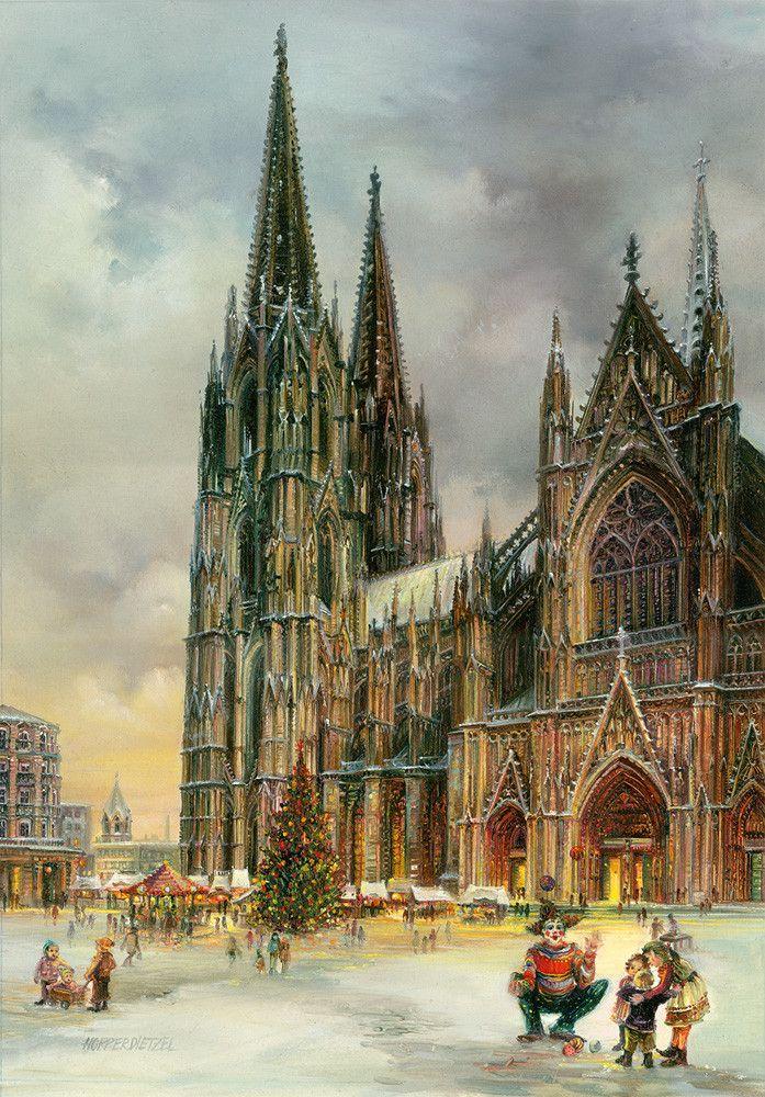 Weihnachten 2019 Köln.Cologne Köln Cathedral Advent Calendar Retired 2018 In 2019