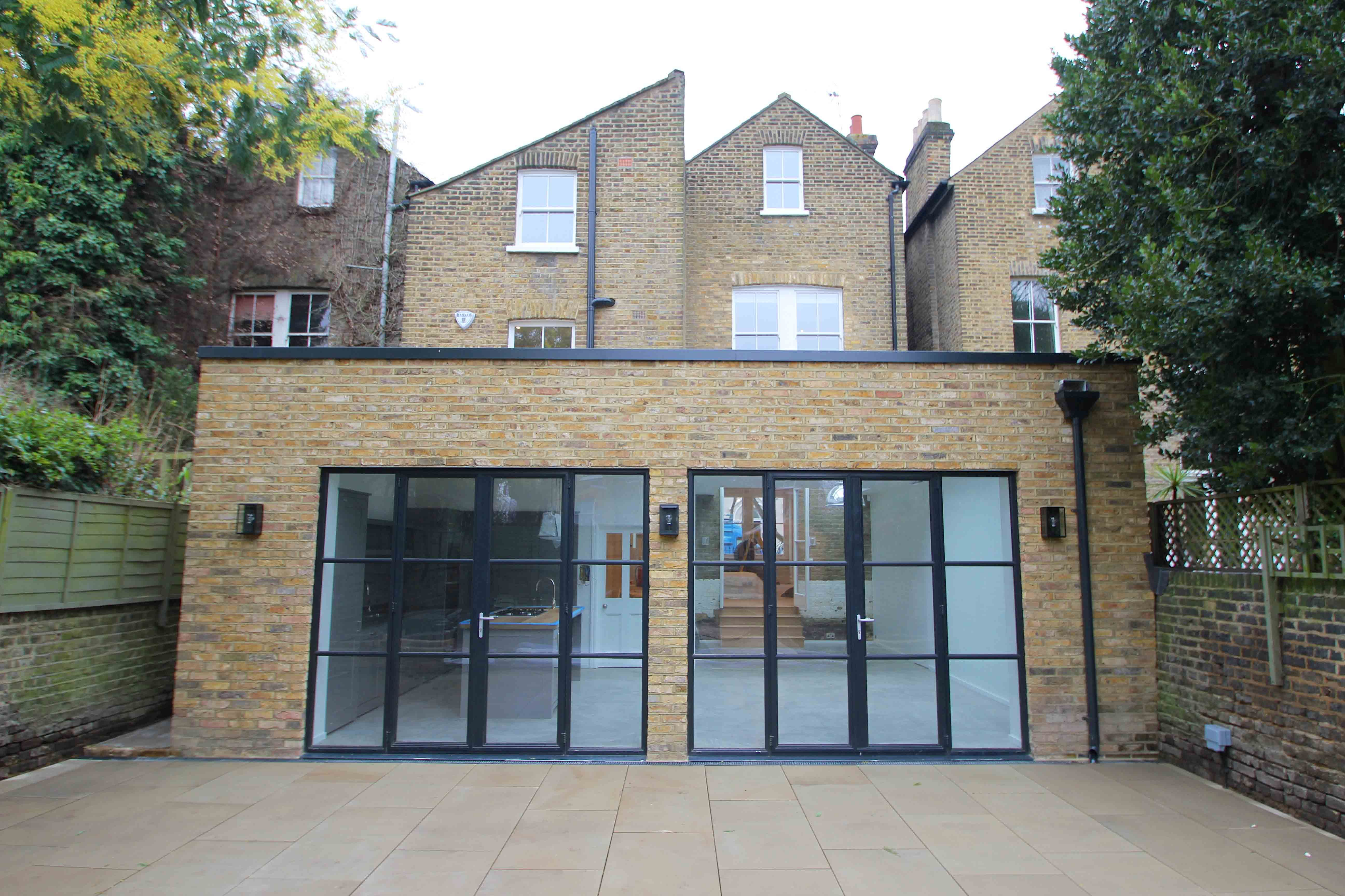 Best Cdms Partners Residential Putney Townhouse Rear 640 x 480