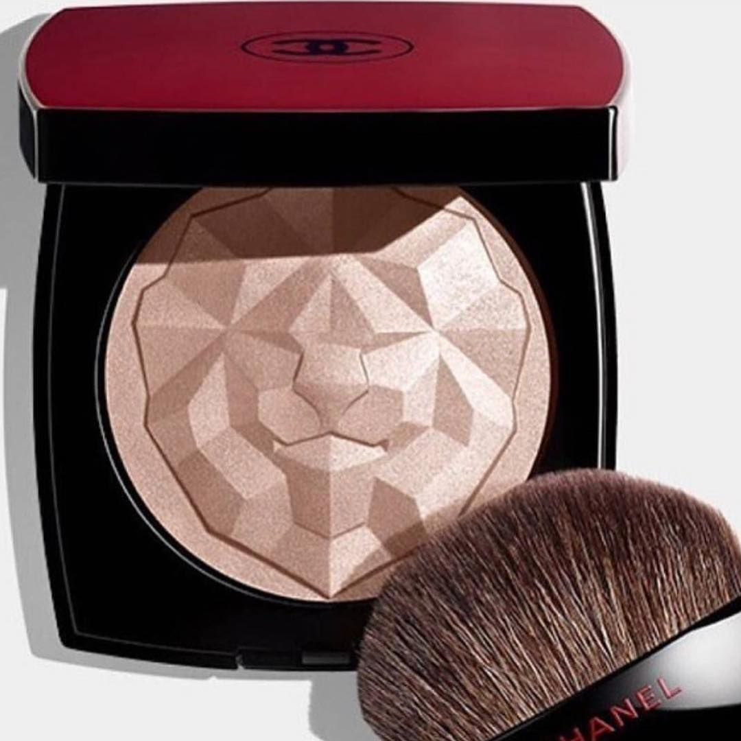 3bda86f1cf NEW from CHANEL: Le Signe du Lion highlighter, limited edition for ...