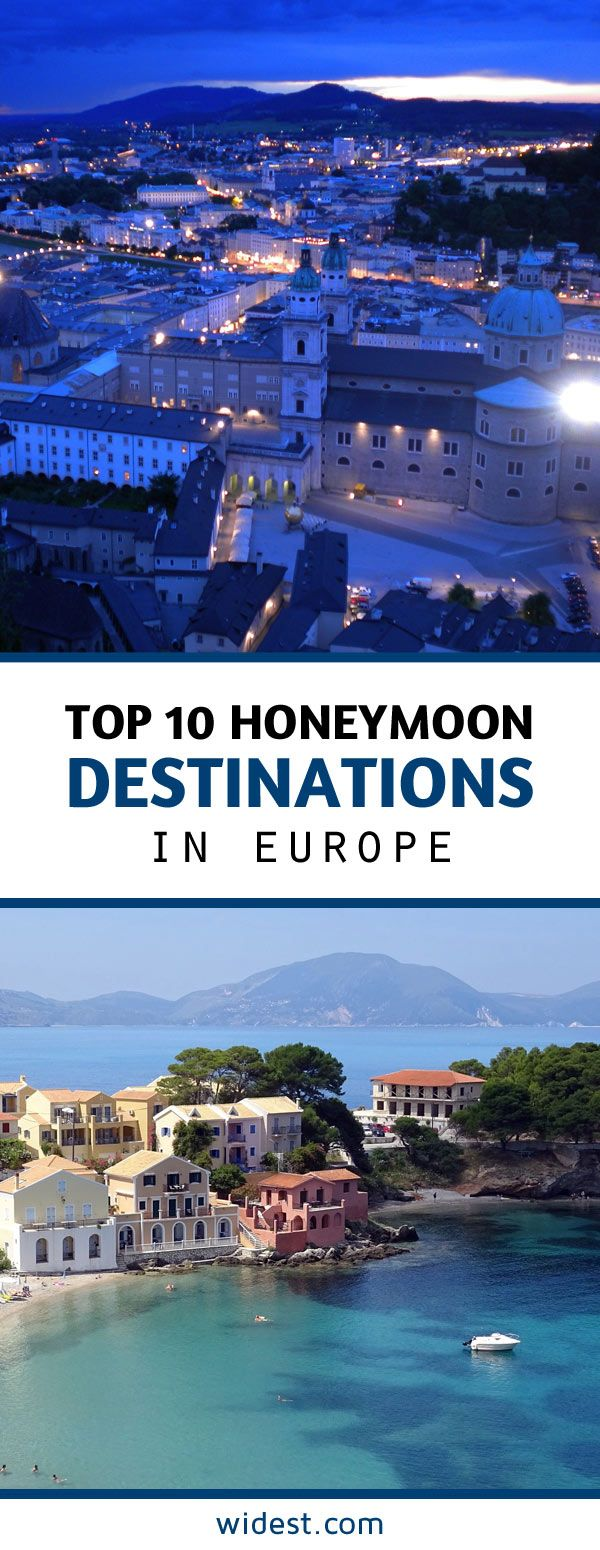 Top 10 Honeymoon Destinations In Europe (With Images