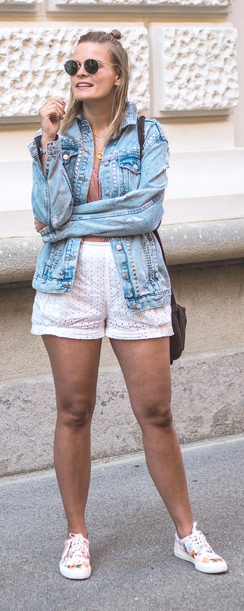 Outfit Ray BrilleKleidung Ban High ShortTop Waist Und 2DHI9WEY