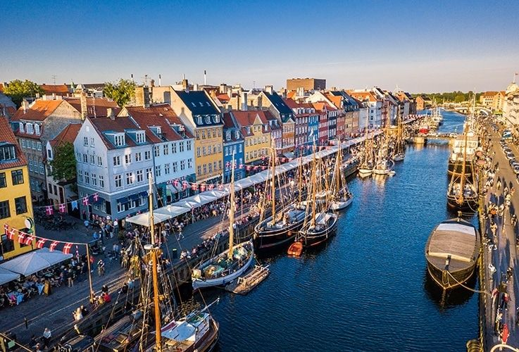 Express Tour Scandinavia Denmark Norway Sweden Discover Scandinavia Tours Denmark Travel Canal