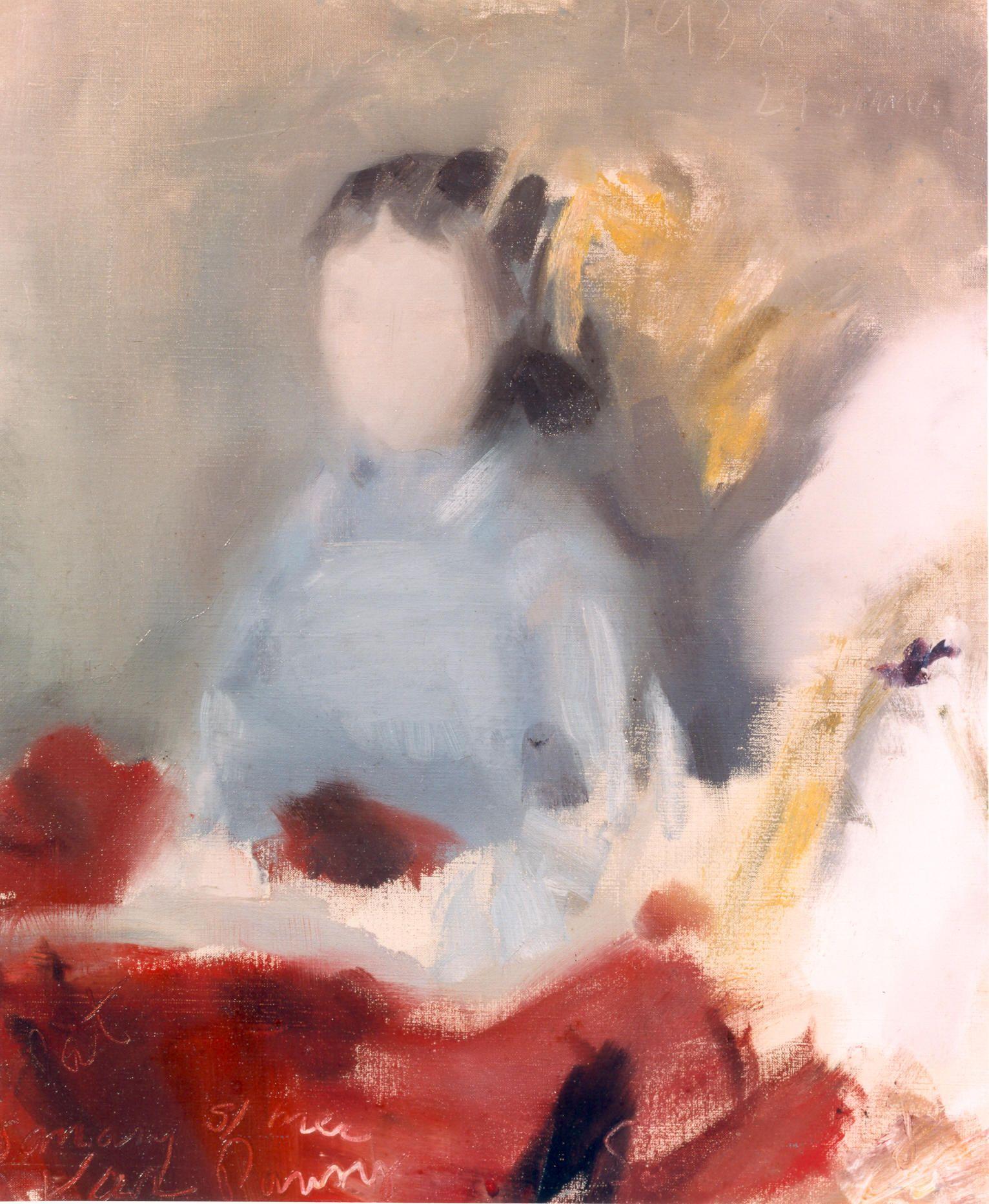 Helen with Mimosa, 1938 (283) | Edwin Dickinson, 1891–1978