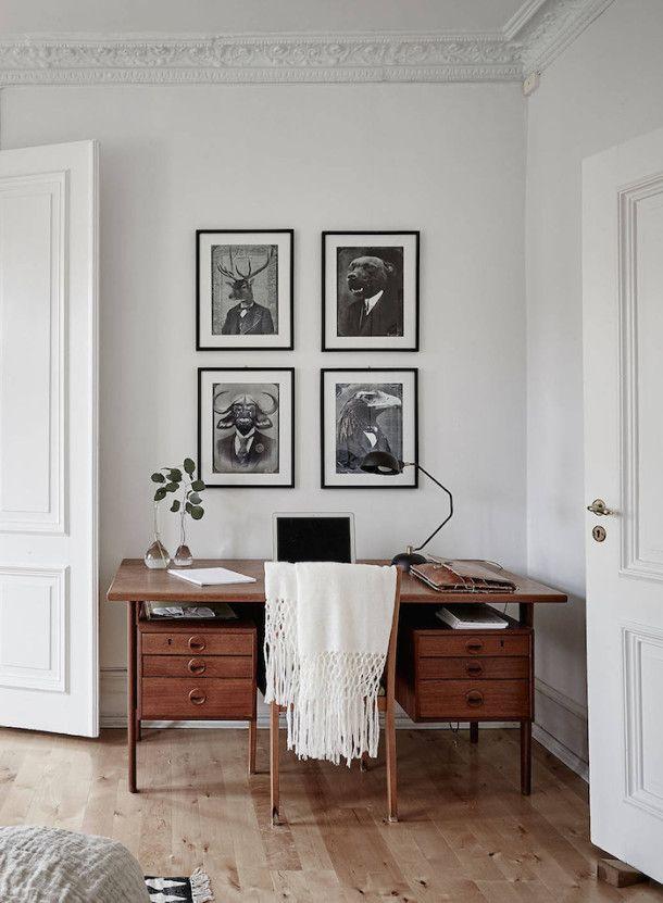 Swedish Living home office