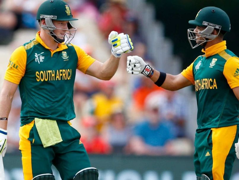 World Cup 2015 Highlights MillerDuminy Tons Help South