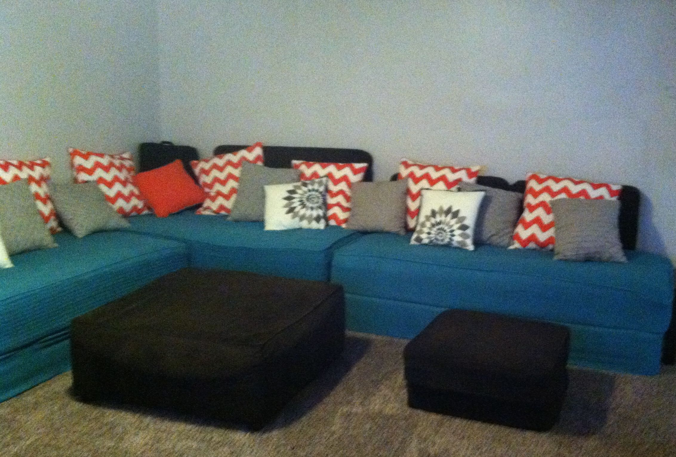When Our Basement Flooded We Had To Throw Out The Couches