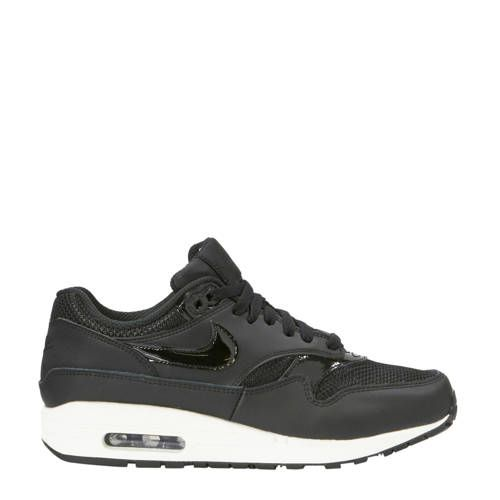 Air Max 1 sneakers zwart in 2020 - Nike air max, Air max 1 ...