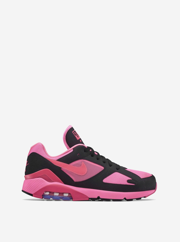 Air Max 180 / Cdg | Sneaker head, Air max 180, Nike air max