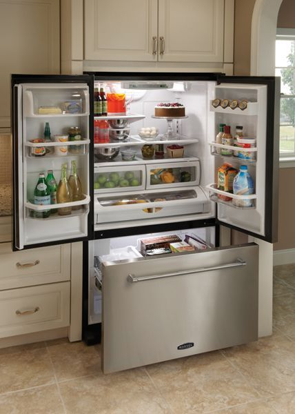 Lg 36 Counter Depth Energy Star French Door Refrigerator With