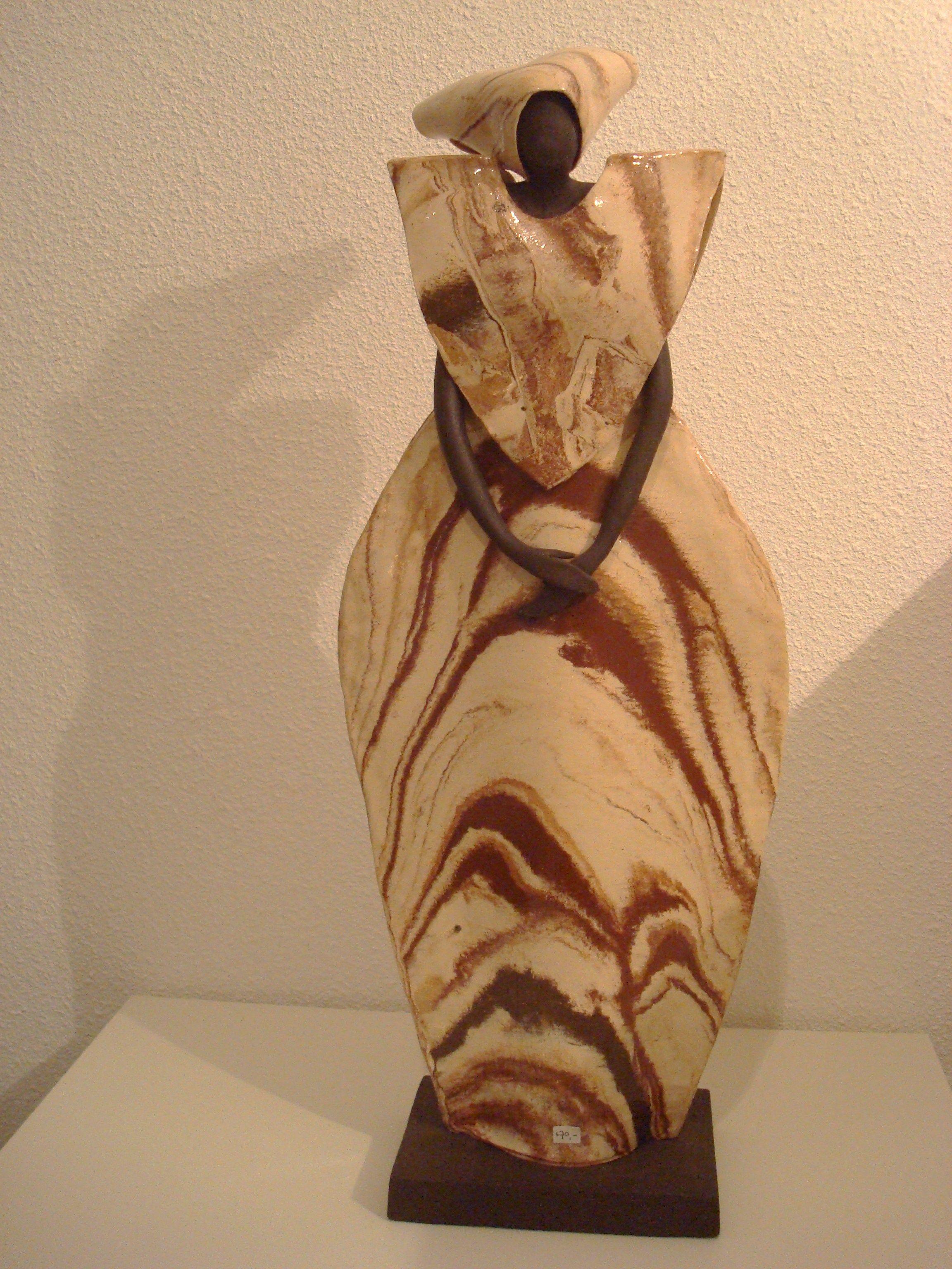 Artist henny van zanten ladies ceramics pinterest for Henny and paint
