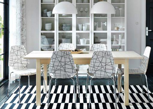 Aparadores De Cocina Ikea | Comedor Ikea Moderno Ikea Pinterest Comedores Moderno Y Ikea