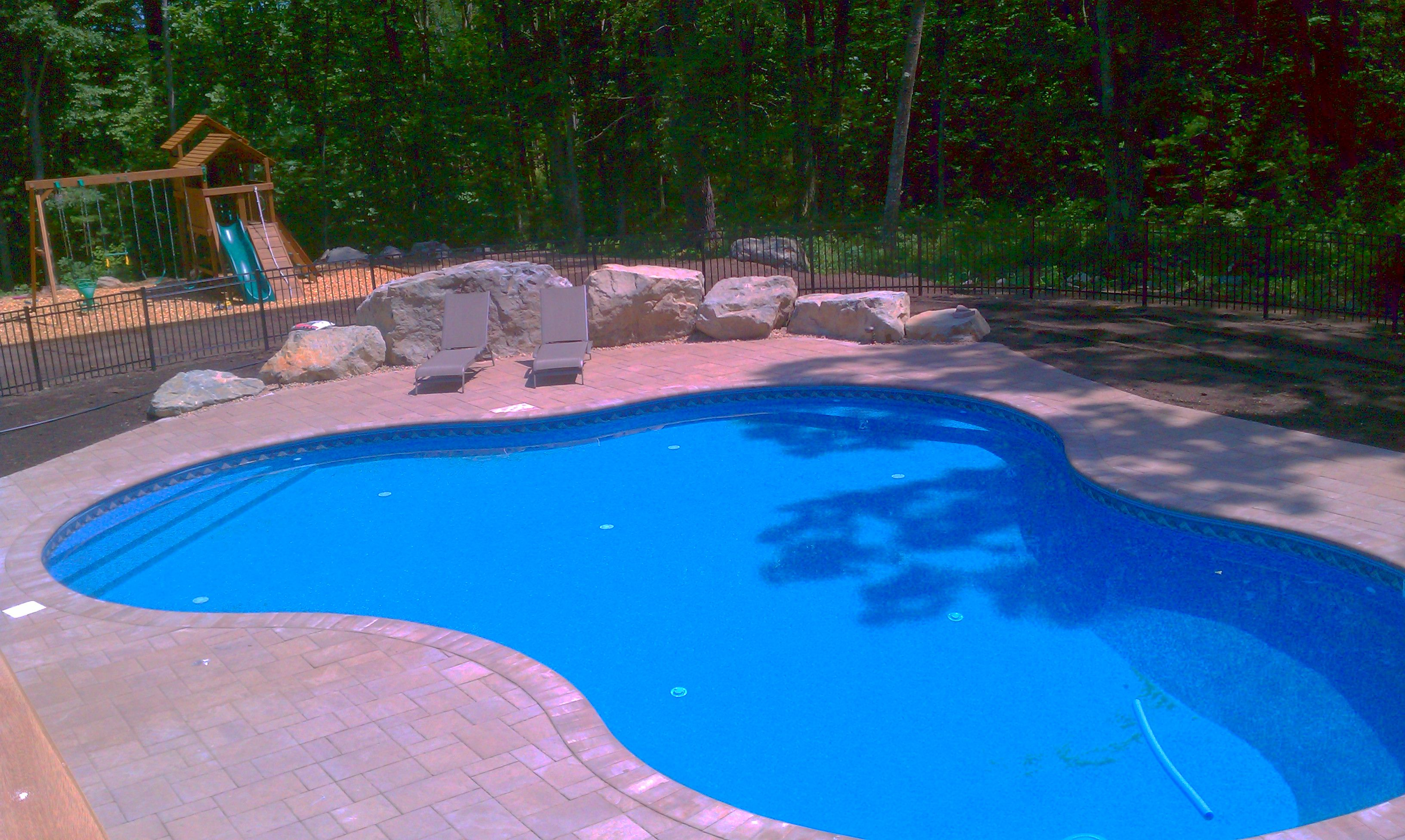 The Lagoon Pool Design Is Our Most Popular Pool Especially Those
