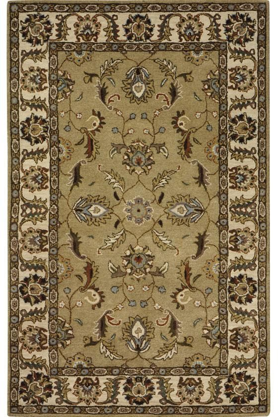 Aristocrat Rug Hand Tufted Rugs Traditional Rugs Rugs Homedecorators Com Rugs Hand Tufted Rugs Area Rugs