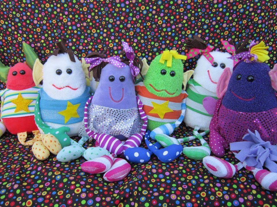 8yearold girl created a successful line of stuffed