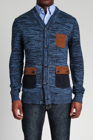The Utility Cardigan Sweater