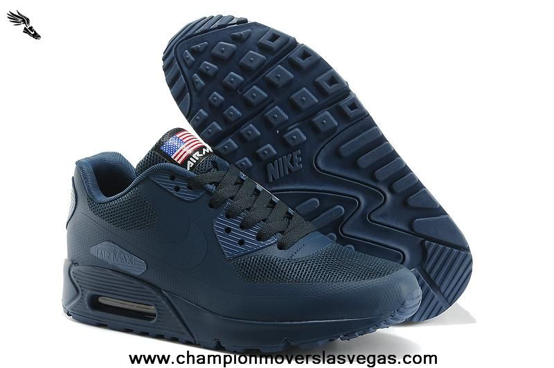 New Arrive Nike Air Max 90 Hyperfuse QS Men Shoes