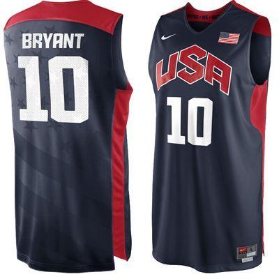 kobe olympic jersey